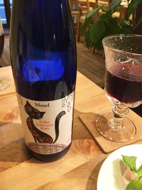 猫ラベルワイン